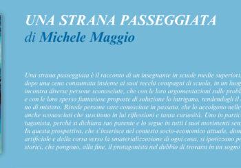 UNA STRANA PASSEGGIATA di Michele Maggio