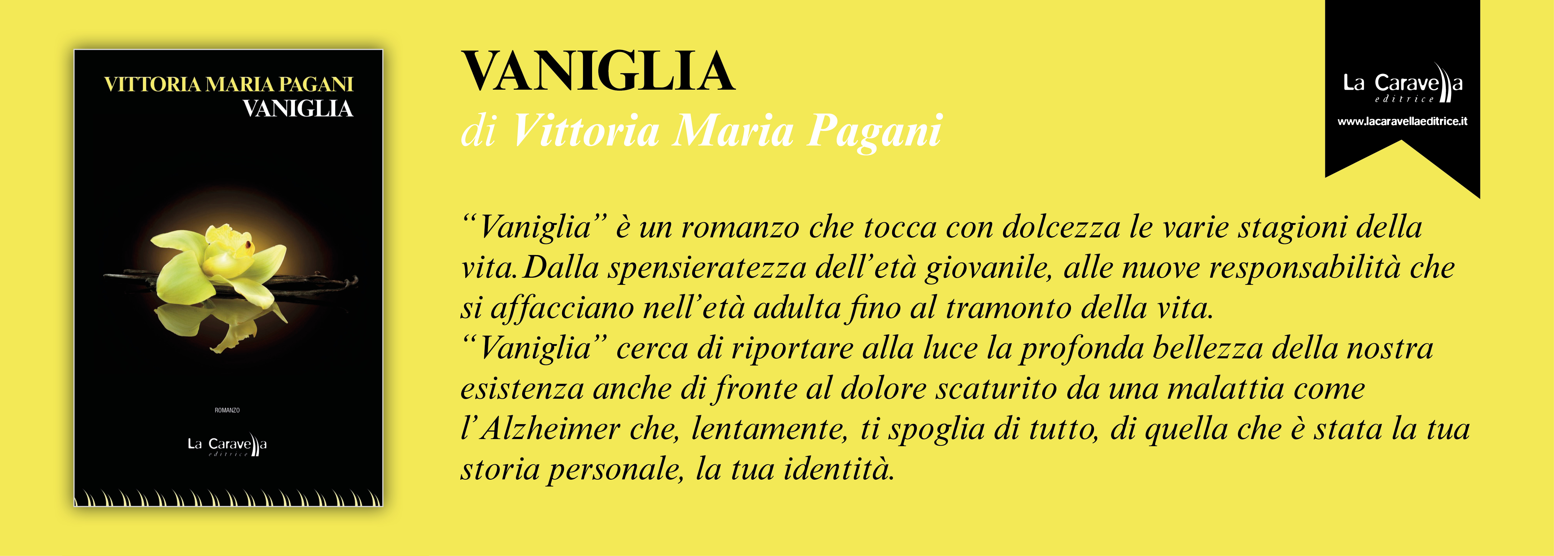 VANIGLIA di Vittoria Maria Pagani