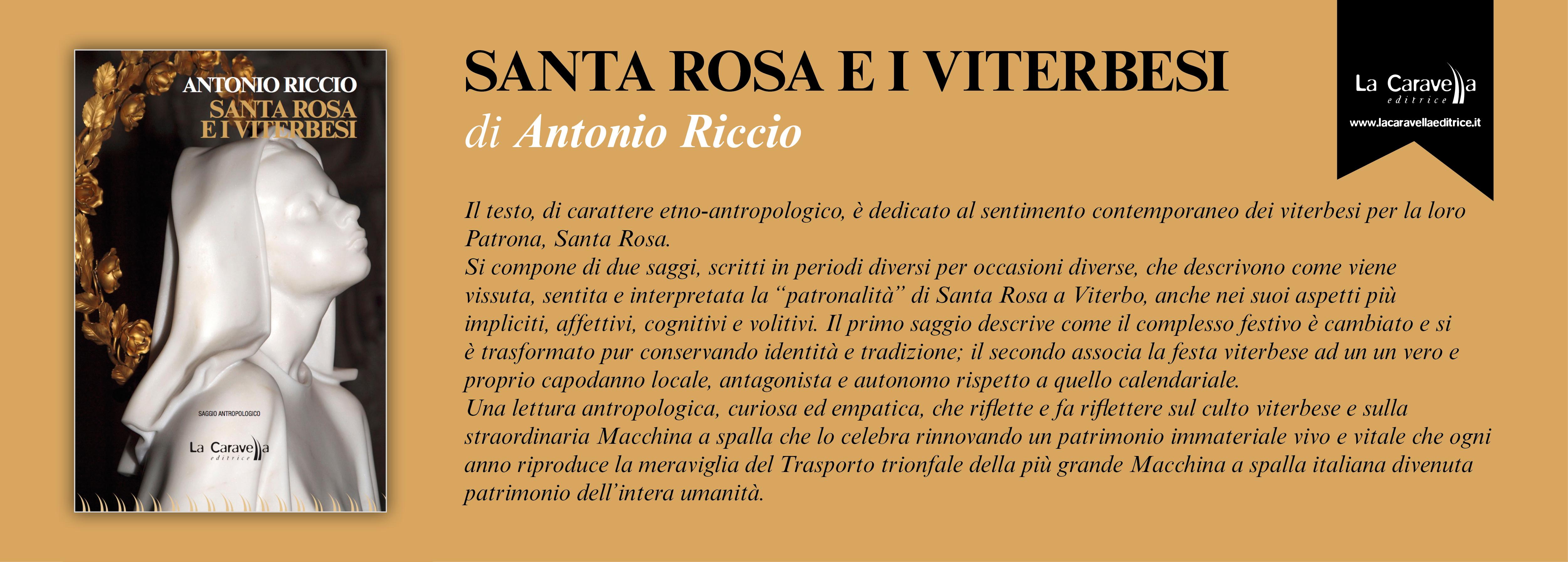 SANTA ROSA E I VITERBESI di Antonio Riccio