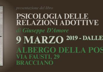 Presentazione del libro PSICOLOGIA DELLE RELAZIONI ADOTTIVE