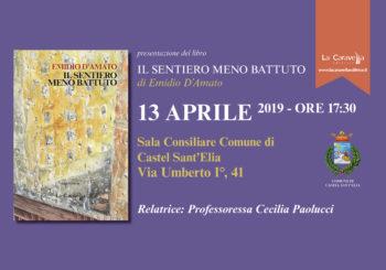Il Sentiero meno battuto presentazione a Castel Sant'Elia