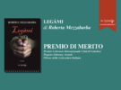 Roberta Mezzabarba con Legàmi sullo Zibaldone di Aprile