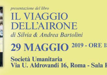 IL VIAGGIO DELL'AIRONE – 29 MAGGIO 2019