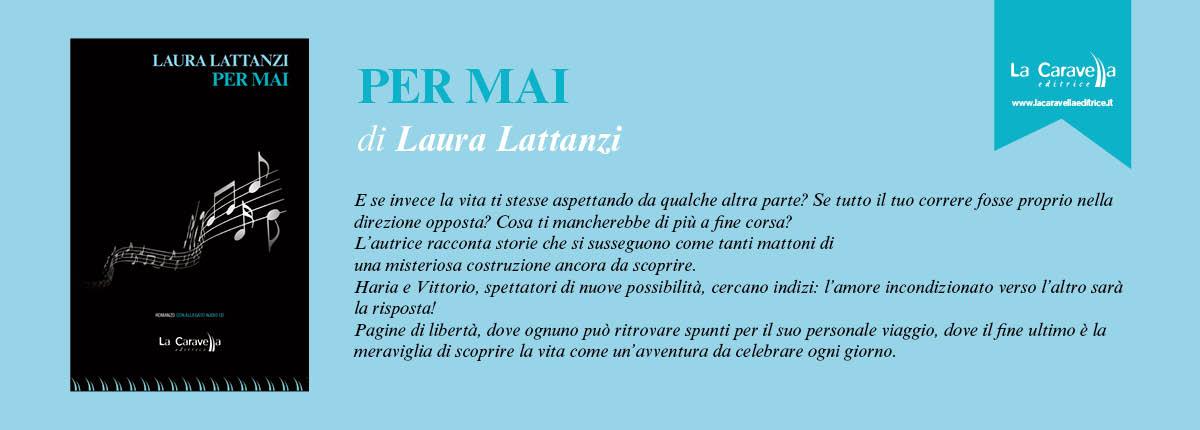 NUOVE USCITE: PER MAI di Laura Lattanzi