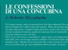 NUOVE USCITE: LE CONFESSIONI DI UNA CONCUBINA di Roberta Mezzabarba