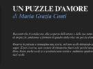 NUOVE USCITE: UN PUZZLE D'AMORE di Maria Grazia Conti